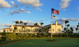 Gulf Stream, Fl. -- Gulf Stream Country Club. Photo by Peter W. Cross