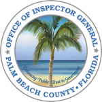 Palm Beach County Office of Inspector General Logo