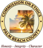 Palm Beach County Commission on Ethics Logo